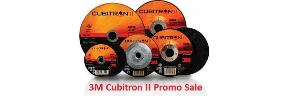 3M Cubitron II Promo Sale