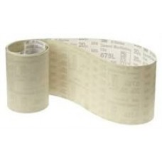 3M 675L DIAMOND MICRO-FINISHING FILM BELT, 20 MIC, SIZE 1 IN X 132 IN, 2 PER BOX, COST PER BELT
