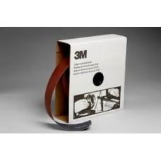 3M™ Utility Cloth Roll 314D, 1 in x 50 yd P120 J-weight, 5 per case, 1 per pack, cost per roll