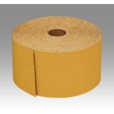 3M™ Stikit™ Gold Abrasive Sheet Roll, 02590, P400A, 2 3/4 in x 45 yd, 10 per case, 1 per pack, cost per roll