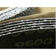 20YN 960G RGL RB CLO OP 25INX75IN BL, 2 per box, cost per belt ***discontinued, replacement 25x75-20-BL-966F-CA