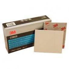 3M™ Softback Sanding Sponge, 03809, Fine-320/400, 4 1/2 in x 5 1/2 in, 20 per box, 200 per case , cost per pad