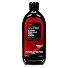 3M™ Rubbing Compound, 39002, 473 ml, 4 per case, cost per bottle
