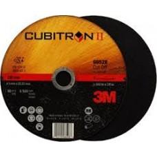 3M™ Cubitron™ II Cut Off Wheel 66525, T1 4.5in x .045in x 7/8in, 25 per inner, 50 per case, cost per wheel