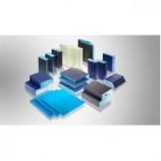 SIA SPONGE PAD WHITE SUPERFINE 2273 GRIT 180, 50 per box, cost per pad