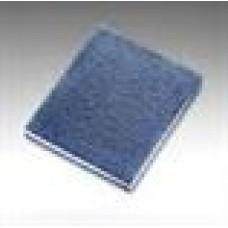 SIA SPONGE PAD BLUE MEDIUM FINE 2272 GRIT 80, 50 per box, cost per pad