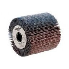 23513 FLAP WHEEL GRIT 80, SIZE 4INX4IN (105MM X 100MM), ONE PER BOX, COST PER EACH