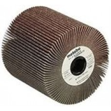 23479 Flap wheel grit 80, size 4INx4IN (105mm x 100mm), cost per wheel