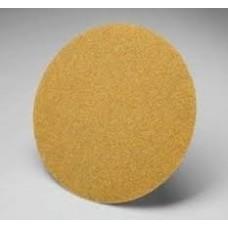 236U HOOKIT C WT 5 IN X NH DISC P150, 50 per box, 250 per case, cost per disc