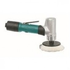 "3"" (76 mm) Dia. Right Angle Rotary Buffer, .4 hp, 3,200 RPM, Rear Exhaust,"