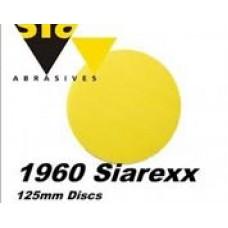 6IN VELCRO DISC, SIA 1960, GRIT 180, 100 per box, cost per disc