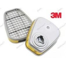 3M™ Multi Acid Gas/Organic Vapor Cartridge 6006, Respiratory Protection, 30 pairs/Case, cost pair
