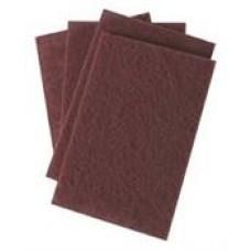 Sia handpad 7058, type A, VFN, maroon, 10 per pak, cost per pad