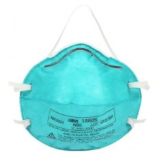 3M™ Particulate Healthcare Respirator, 1860S, N95