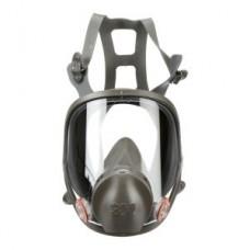 3M™ Full Facepiece Reusable Respirator 6900, Respiratory Protection, Large, 4/cs, cost each set