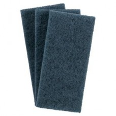 3M™ Doodlebug™ Blue Scrub Pad, 8242, 117 mm x 254 mm (4.6 in x 10 in)