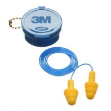3M™ E-A-R™ UltraFit™ Corded Earplugs, Hearing Conservation 340-4002 in Carrying Case, 50 pairs per box, 4 boxes/Case, cost per box