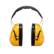 3M™ Peltor™ Optime™ 98 Over-the-Head Earmuffs, Hearing Conservation H9A, 10 pairs per Case, cost per pair