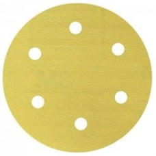 3M™ Stikit™ Dust Free Gold Disc Roll, 216U, 01634, P400, A-weight, 6 in (15.24 cm)