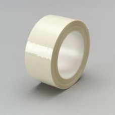 3M(TM) High Temperature Nylon Film Tape 855 White, 2 in x 72 yd 3.2 mil, 24 per case Bulk