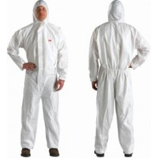 3M™ Disposable Protective Coverall Safety Work Wear, 4510, 4XL---discontinued, replacement is available