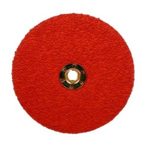 60+ TN Quick Change 7 in 3M Cubitron II Fibre Disc 982C