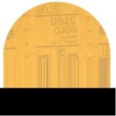 3M™ Hookit™ Gold Disc, 216U, 00978, P220, A-weight, 6 in (15.24 cm)