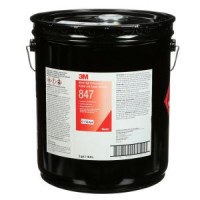 3M™ Scotch-Weld™ Nitrile High Performance Rubber And Gasket Adhesive, 847-5GAL, brown, 5 gallon