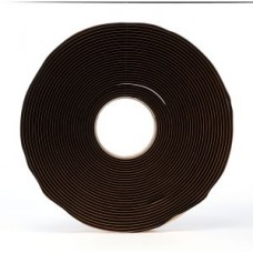 3M(TM) Weatherban(TM) Sealant Tape 5354 Black, 3/8 in x 1/8 in x 50 ft roll, 24 per case