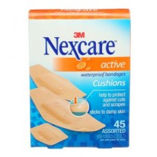 Nexcare™ Active™ Waterproof Bandages, AT201