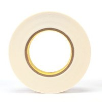 3M™ Double Coated Tape, 9579, white, 9 mil, 1-1/2 in x 36 yd (3.8 cm x 33 m)