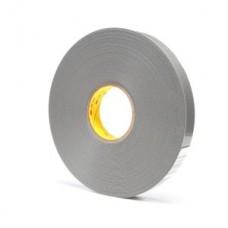 3M™ VHB™ Tape, 4957F, grey, 3/4 in x 36 yd, 62.0 mil