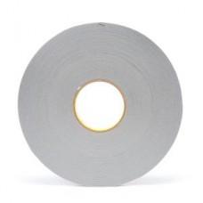 3M™ VHB™ Tape, 4936F, grey, 1/2 in x 72 yd, 25.0 mil