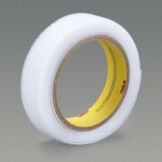 3M™ Fastener Hook, SJ3532NFSR, white, functional splice, 1 in x 50 yd, 0.15 in engaged thickness