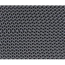 3M™ Nomad™ Z-Web Medium Traffic Scraper Matting, 6250, grey, 4 ft x 50 ft (1.2 m x 15.2 m)