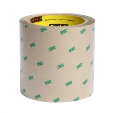 3M™ Double Coated Tape 9690, clear, 5.5 mil, 1 in x 60 yd (2.54 cm x 55 m)