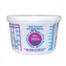 EZ  MIX CUPS-1 PINT-#700016,, cost per case