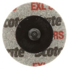Scotch-Brite™ Roloc™ EXL Unitized Wheel TR, 2 in x NH 8A CRS, 60 per case