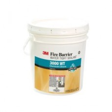 3M™ Fire Barrier Water Tight Sealant, 3000 WT, 4.5 gallon (17 L) pail