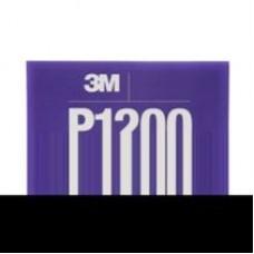 3M™ Flexible Abrasive Hookit™ Sheet, 34342, 5.5 in x 6.8 in (13.97 cm x 17.2 cm), P1200, 25 sheets per box