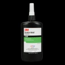 3M™ Scotch-Weld™ Threadlocker, TL90, green, 8.45 fl. oz. (250 ml) bottle