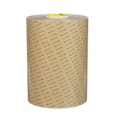3M™ Adhesive Transfer Tape, 9472LE, clear, 5.2 mil, 48 in x 60 yd (122 cm x 55 m)