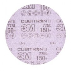 3M™ CUBITRON™ II HOOKIT™ FILM DISC, 775L, 150+, 6 IN X NH, 50 DISCS PER BOX, 5 BOXES PER CASE, COST PER DISC.