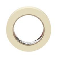3M™ Value Masking Tape, 101+, tan, 24 mm x 55 m