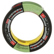 3M™ Automotive Masking Tape, 233+, 03433C, green, 1.4 in x 104 ft (36 mm x 32 m)