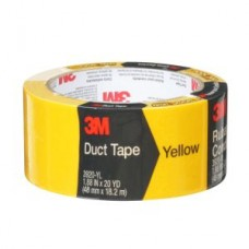 """3920-YL 3M Dct Tp Yellow 1.88""""x20yd"""