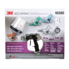 3M™ Accuspray™ ONE Spray Gun System with Standard PPS™, 16580, 4 per case, cost each
