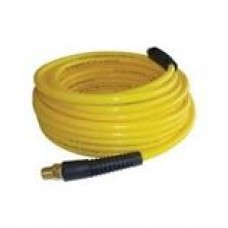 78.118 Topmax Polyurethane air hose 1/4 x 50 ft x 1/4M NPT Yellow, cost each