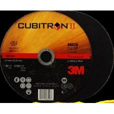 3M™ Cubitron™ II Cut Off Wheel 66528, T1 7in x .045in x 7/8in, 25 per inner, 50 per case, cost per wheel