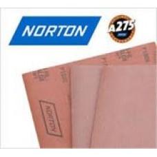 NORTON A275 9X11 SHEET, GRIT 280, 100 SHEETS PER SLEEVE, COST PER SHEET